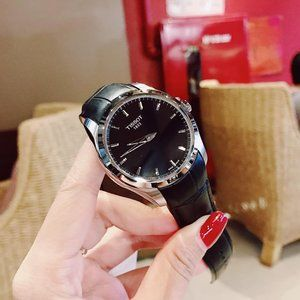 Tissot Couturier Men's Date Watch